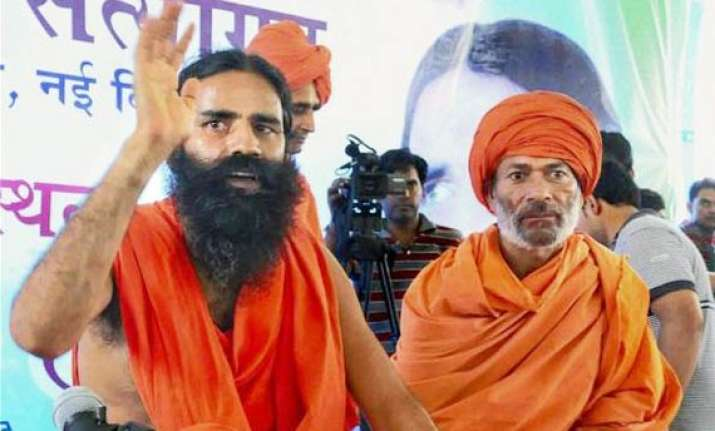 ramdev writes to pm don t allow repeat of june 4 crackdown
