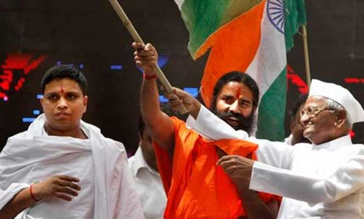 ramdev against targeting individuals losing focus