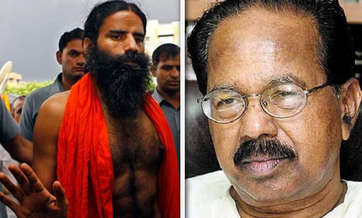 ramdev s attack is nothing more than yoga exercise says law