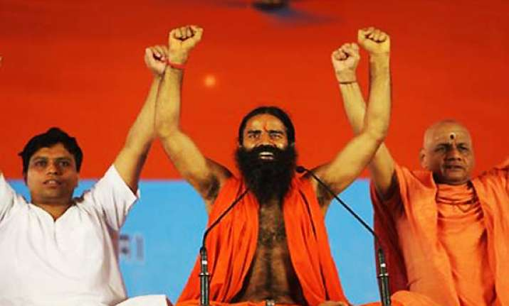 ramdev s political foray has india in a roil
