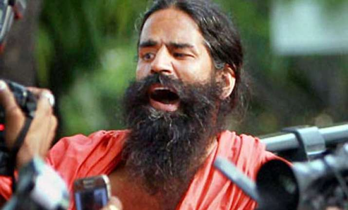 ramdev threatens stir from august nine