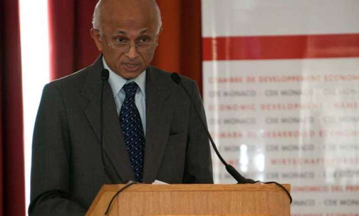 ranjan mathai is new indian foreign secretary