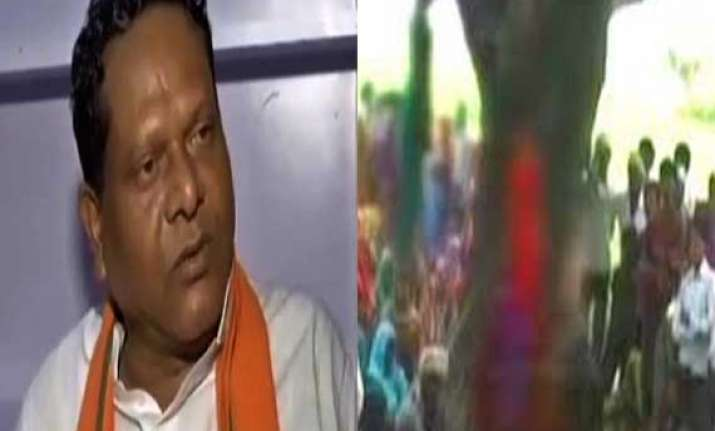 rape happens by mistake says chhattisgarh home minister