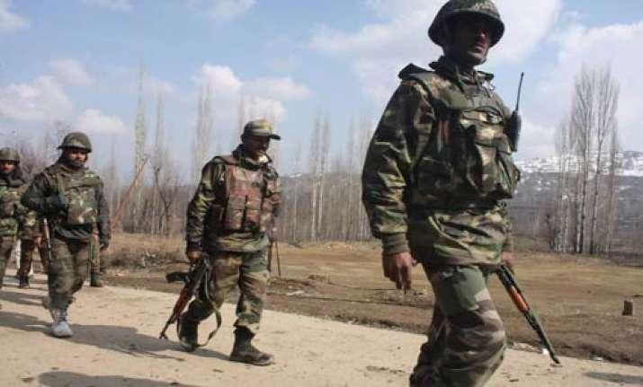 rashtriya rifles jawan kills four colleagues in fit of rage