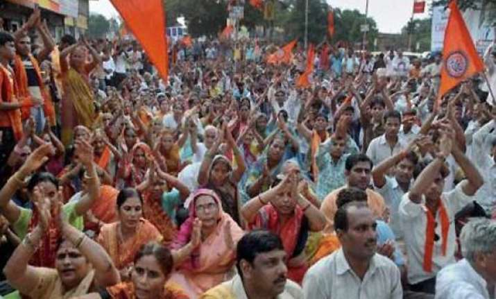 read details of vhp s 84 kos parikrama route in up