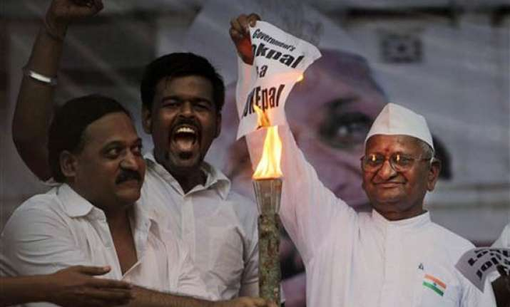 essay anna hazare against corruption Anna hazare's movement against corruption this essay will discuss a fight against corruption in tanzania in which i have become competent in practicing.