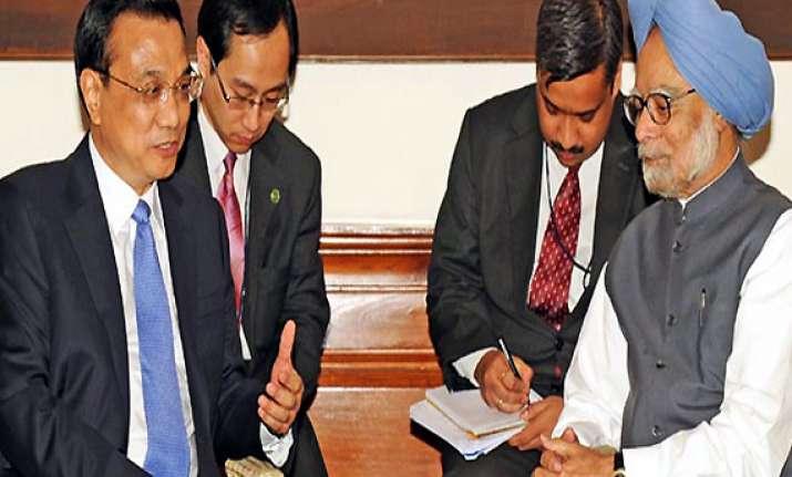 recent incursions figure in india china talks