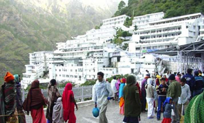record number of 1.01 cr devotees visit vaishno devi