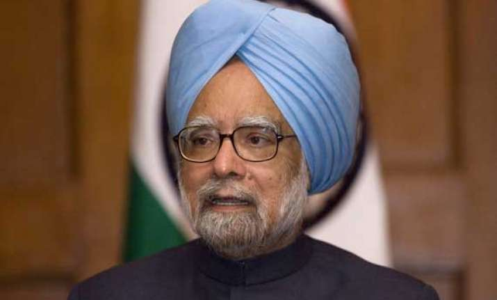 relaxed manmohan singh winds down no holiday plans