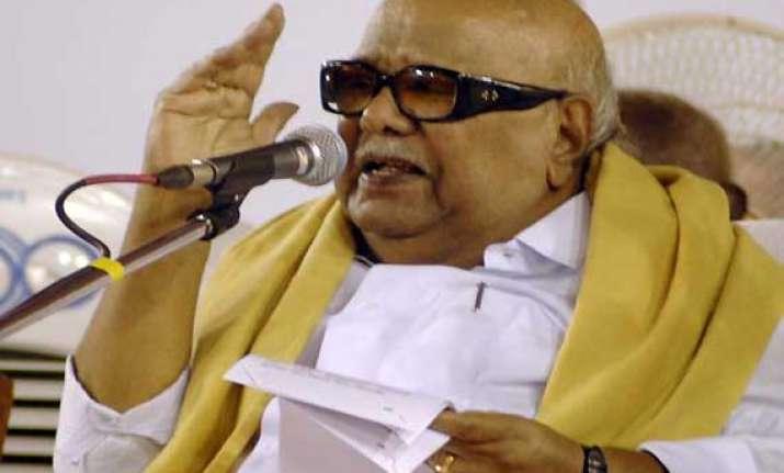 release rajiv gandhi assassins demands karunanidhi