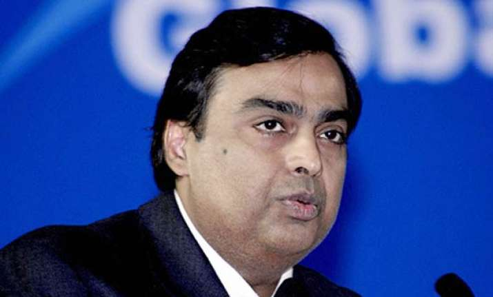 reliance sells 30 pc stake in 23 blocks for usd 7.2 billion