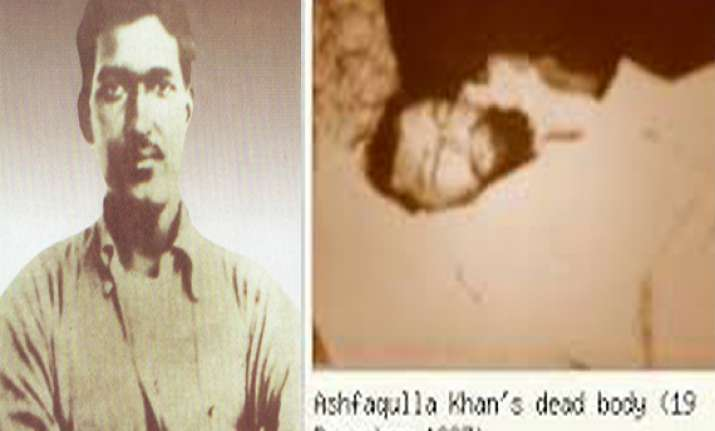 remembering heroes of indian freedom struggle ashfaqullah