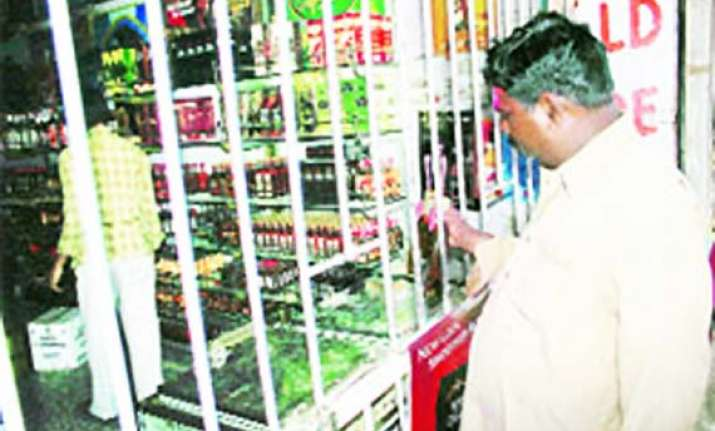 remove liquor vends from religious towns demand haryana
