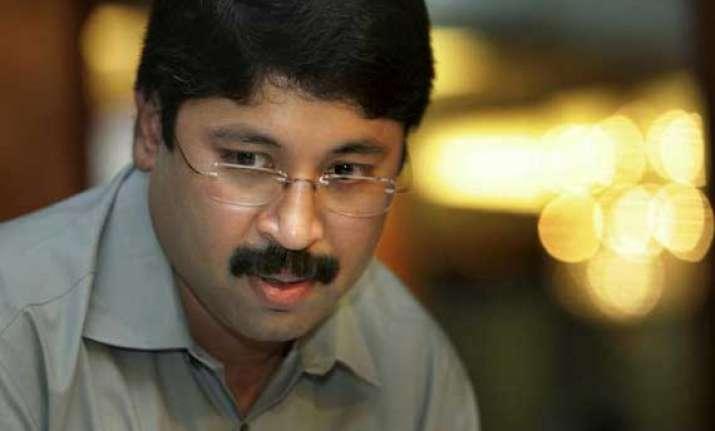 restrain cbi from filing chargesheet dayanidhi maran to sc