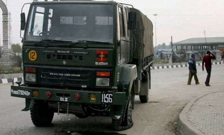 restrictions imposed in srinagar over rally
