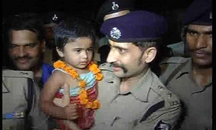 retired ias officer s kidnapped granddaughter tahira
