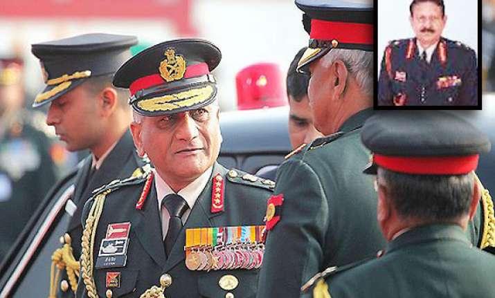retired lt gen denies allegations