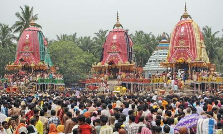 return car festival in puri