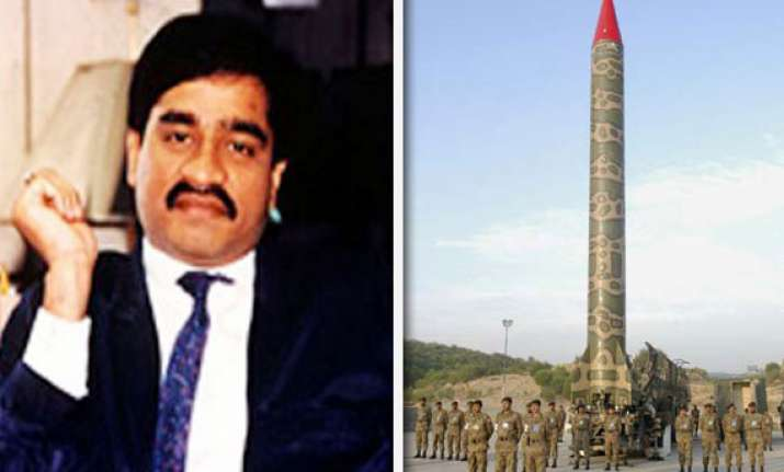 revealed dawood helped pak acquire nuclear technology