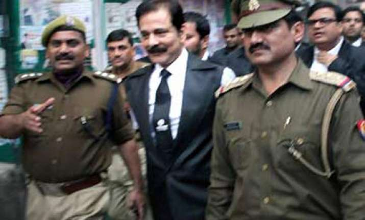 revealed sahara owner subrata roy s mother was at home not