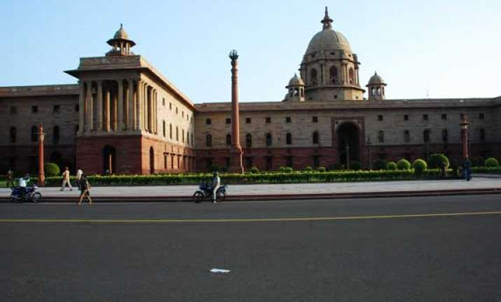 roads around rashtrapati bhawan to be closed for narendra
