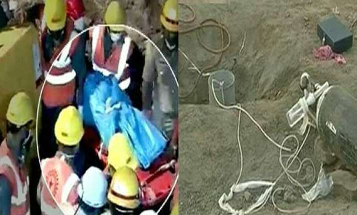 robot created to rescue kids from borewell fails to save