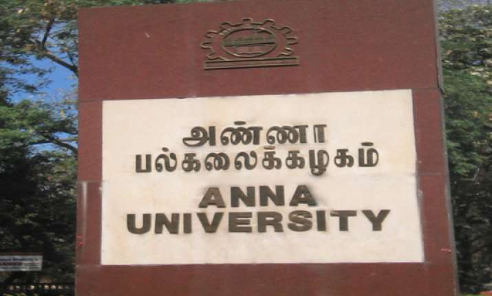 rs 150 cr for developing anna varsity infrastructure
