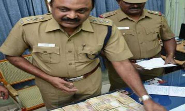 rs 12.58 crore cash seized in tamil nadu during election