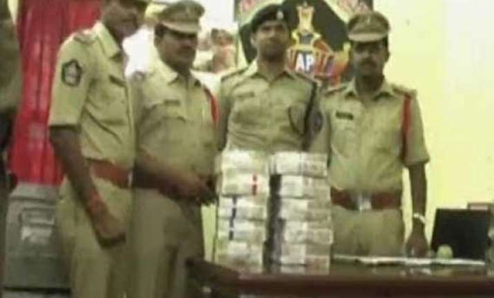 rs.260 crore unaccounted money seized so far ec