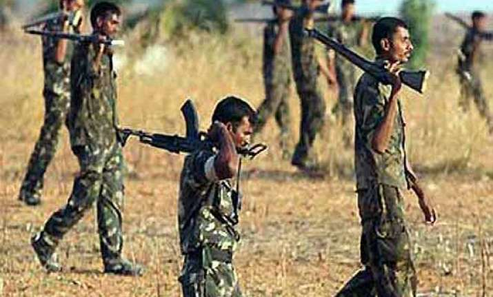rs 29 lakh cash ammunition seized from naxal hideouts