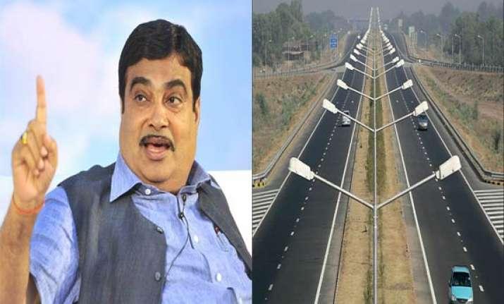 rs 1.80 lakh crore stuck in 189 road projects nitin gadkari
