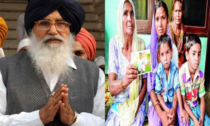 rs.20 000 monthly grant to iraq hostages families in punjab