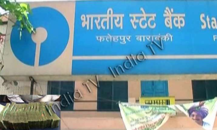rs 1 cr currency destroyed by termites in sbi branch