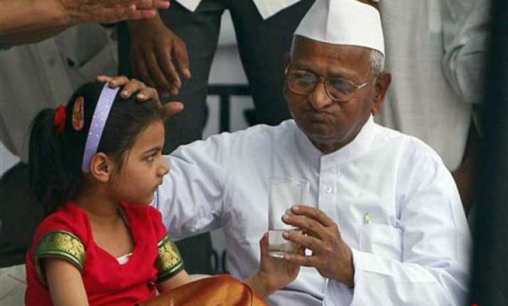 rs 30 lakhs spent on anna hazare 4 day fast