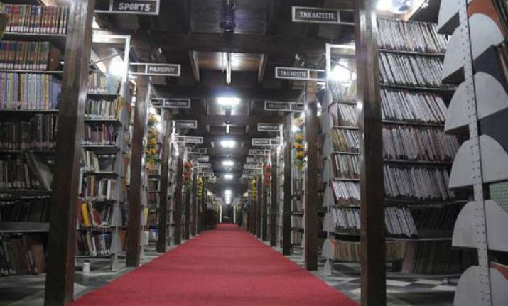 rs 1 000 crore plan to link 9 000 libraries in india