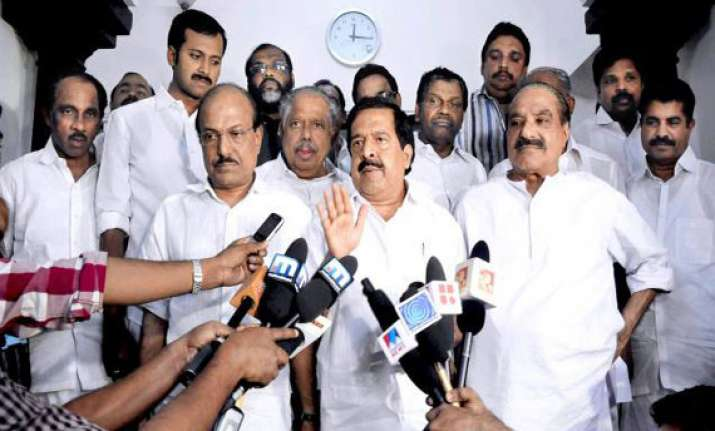 ruling udf in kerala faces crisis