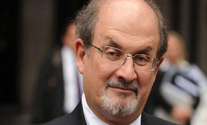 rushdie claims rajasthan police invented plot to keep him