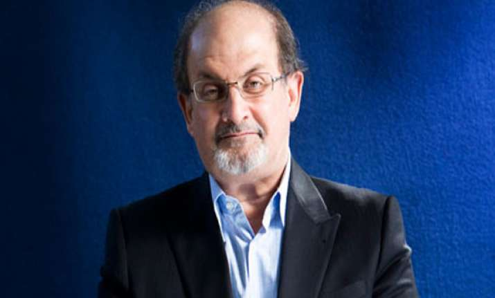 rushdie cancels visit angry authors read satanic verses