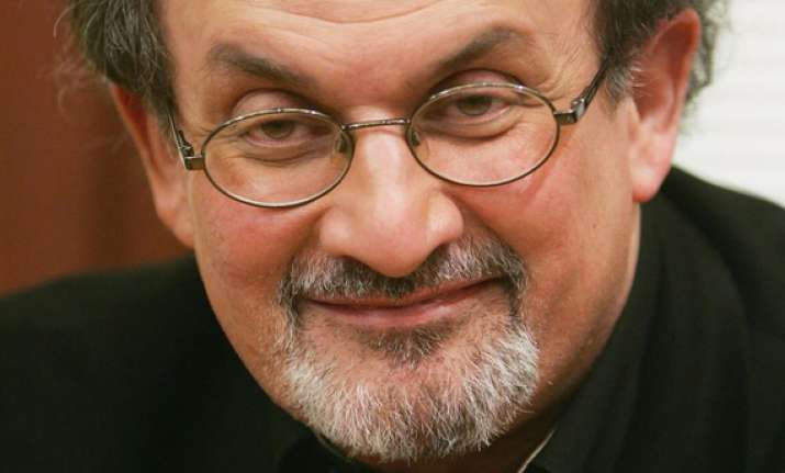 fearing violence rushdie s video address at lit fest