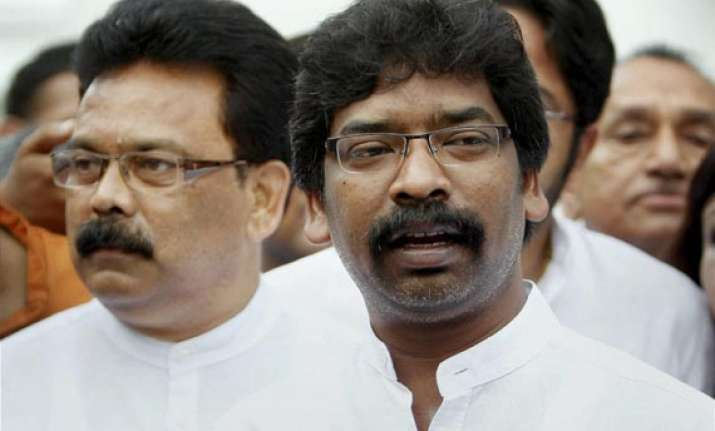 sc allows absconding jmm mla to participate in vote of