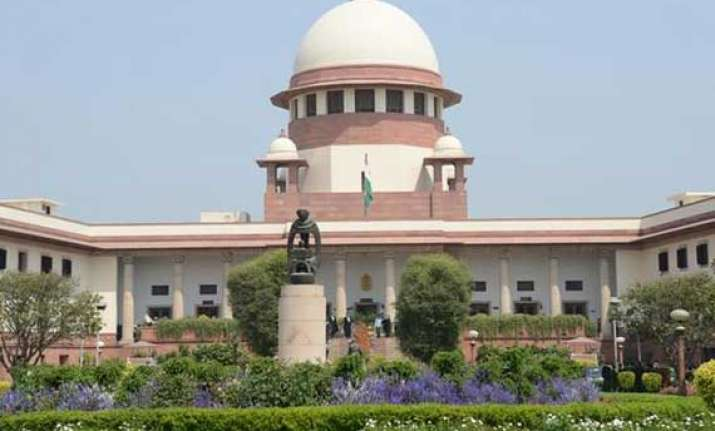 sc issues notice to centre on defence land encroachment