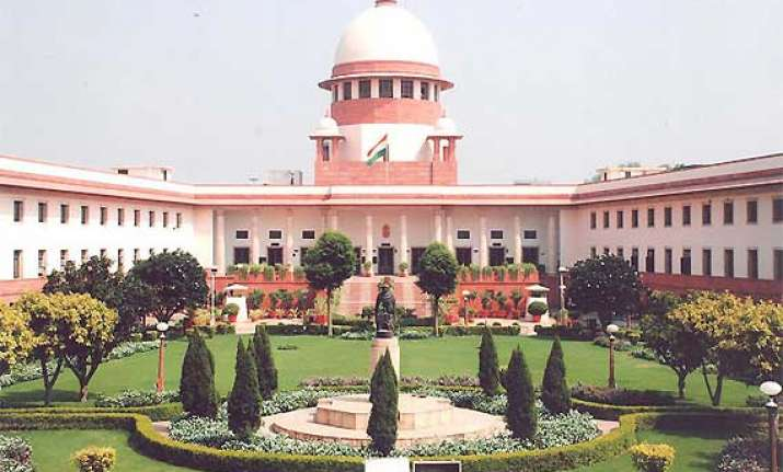 sc refuses to stay tabling of telangana bill in parliament