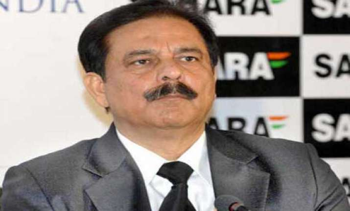 sc rejects sahara chief s plea for being kept in house