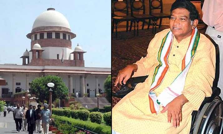 sc allows scrutiny of congress leader ajit jogi s caste