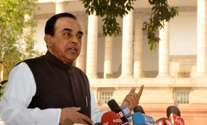 sc allows swamy s petition on grant of sanction in 2g case