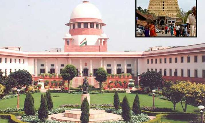 sc appoints committee to supervise unearthing of temple