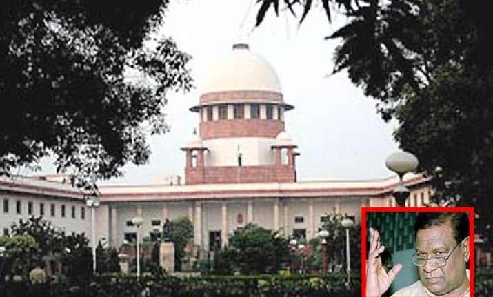 sc dismisses former bjp president bangaru laxman plea