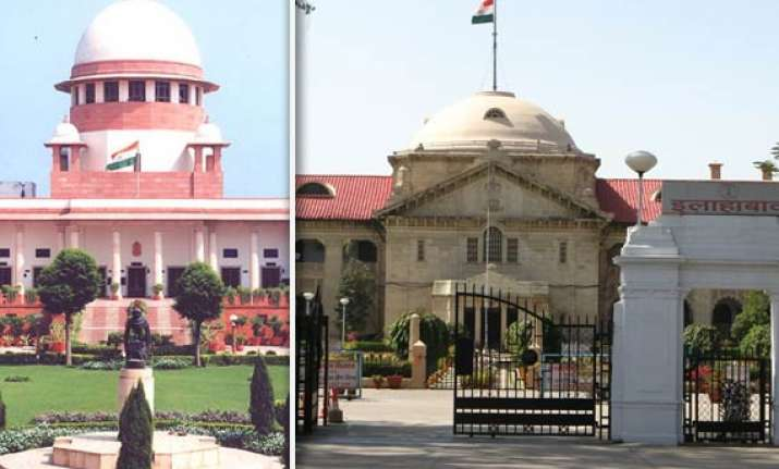 sc dismisses insinuation made against allahabad high court