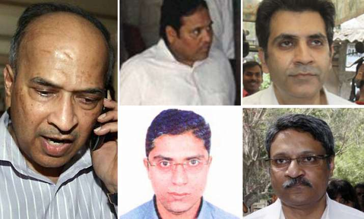 five corporate honchos granted bail in 2g scam