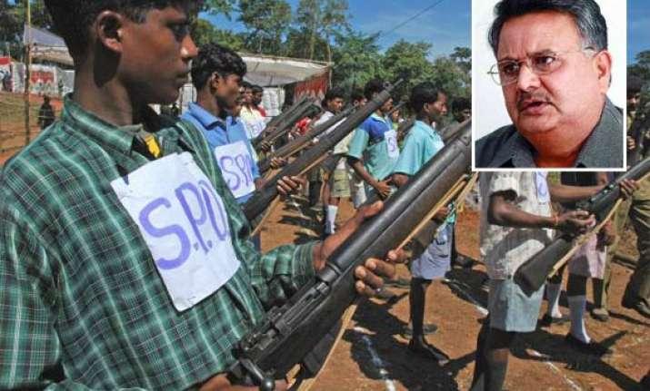 sc order on salwa judum chhattisgarh govt consults experts